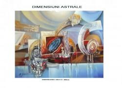 Picturi decor Dimensiuni astrale --197