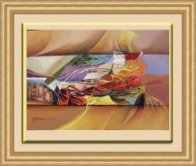 Picturi decor Reflexe de cristal--212