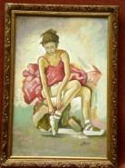 Picturi decor Balerina