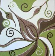 Picturi decor Decor verde