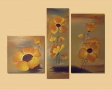 Picturi decor Decorativa cu flori (inspirata)
