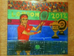 Picturi decor Tennis