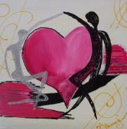 Picturi decor Din inima