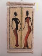 Picturi decor Africa in doua