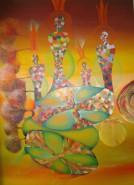 Picturi decor Dominatie 131.5x97