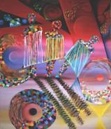 Picturi decor Plimbare vara 130.8x100.1