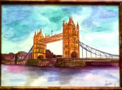 Picturi decor bridge