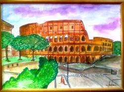 Picturi decor Colosseum