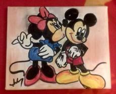 Picturi decor Mickey mouse