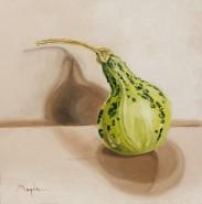 Picturi decor Pictura in ulei originala - fruct uscat 2