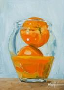 Picturi decor Suc de portocale