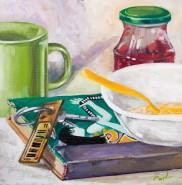 Picturi decor Supa de culori
