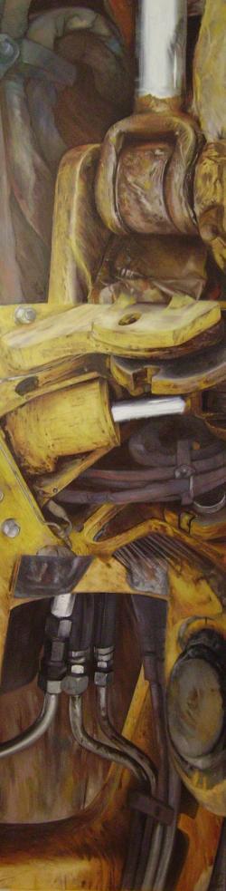 Picturi decor Mecanism I