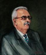 Picturi decor Zamfir ilie - director biblioteca va urechia