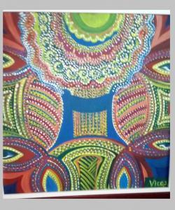 Picturi decor Copacul vietii III