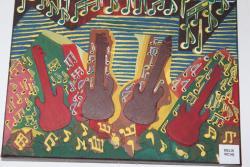 Picturi decor Armonia muzicii