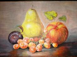 Picturi decor Fructe 2