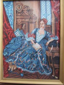 Picturi goblen Madame Pompadour