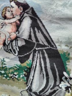 Picturi goblen Sf.Anton de Padova