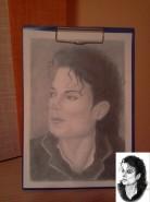 Picturi in creion / carbune M.j
