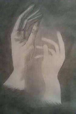 Picturi in creion / carbune Adagio