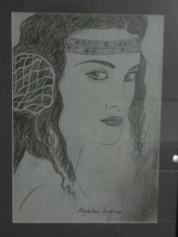 Picturi in creion / carbune Creion 001