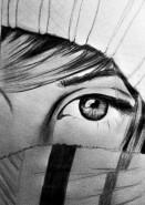 Picturi in creion / carbune Depth