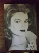 Picturi in creion / carbune Grace kelly