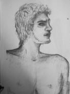 Picturi in creion / carbune El
