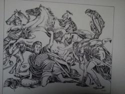 Picturi alb negru grafica 2