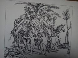 Picturi alb negru grafica 3