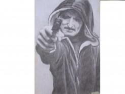 Picturi in creion / carbune Cedry2k