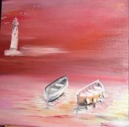 Picturi maritime navale Peace