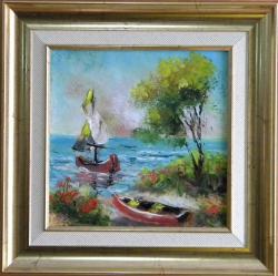 Picturi maritime navale TARM INFLORIT