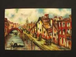 Picturi maritime navale Venetian 2