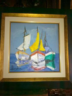 Picturi maritime navale MARINA 7