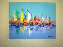 Picturi maritime navale MARINA 8