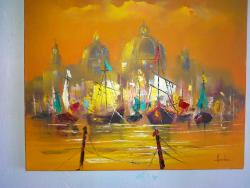 Picturi maritime navale VENETIA 13