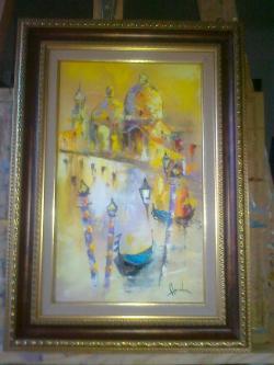 Picturi maritime navale venetiana
