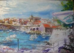 Picturi maritime navale DUBROVNIK