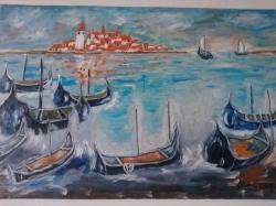 Picturi maritime navale barcute-orasi