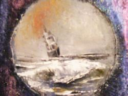 Picturi maritime navale Studiu marin