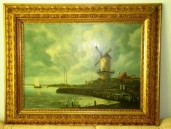 Picturi maritime navale Necunoscut