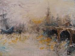Picturi maritime navale Calatorie