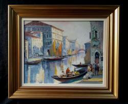Picturi maritime navale Venetia 5