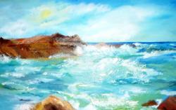 Picturi maritime navale Briza oceanului