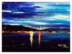 Picturi maritime navale Linii