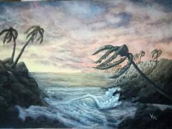 Picturi maritime navale Briza oceanului 2