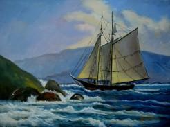 Picturi maritime navale Marina