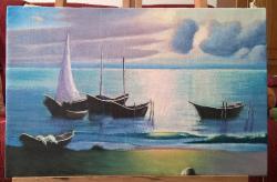Picturi maritime navale ora 5